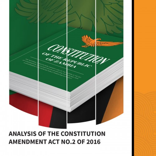 PMRC – Analysis of the Constitution Amendment Act No. 2 of 2016