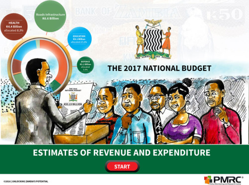 Estimates of Revenue and Expenditure for the Financial Year ending 31st December 2017 (National Budget)