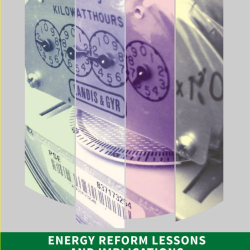Energy Reform Lessons and Implications: Learning from International Experience of Electricity Tariff Reform