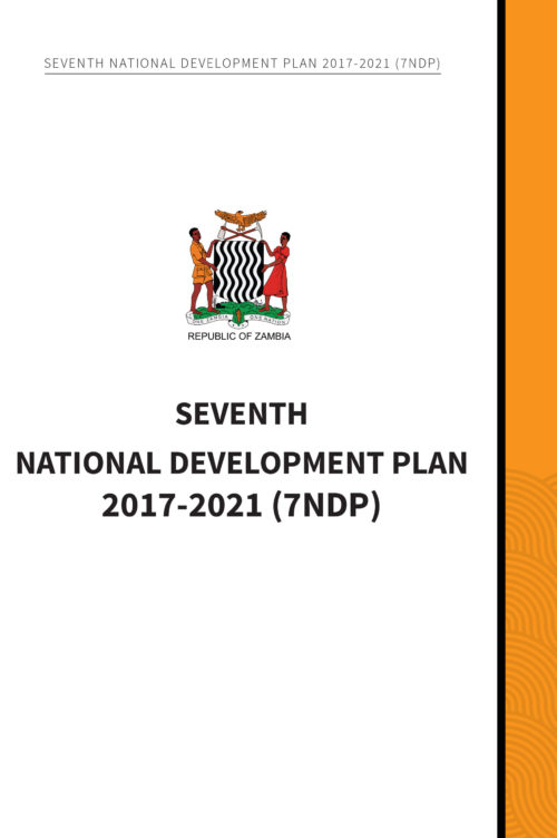 Seventh National Development Plan 2017-2021 (7NDP)