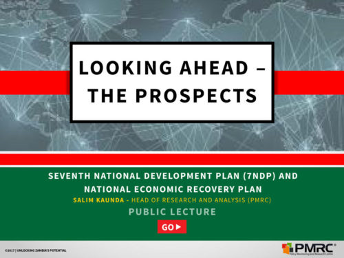 Looking Ahead – The Prospects – Copperbelt Presentation