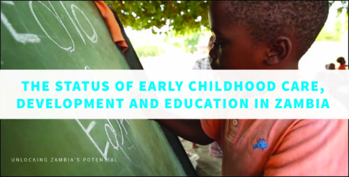 The Status of Early Childhood Care, Development and Education in Zambia