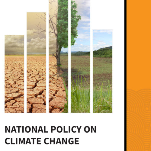 National Policy on Climate Change