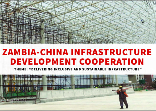 Zambia-China Infrastructure Development Cooperation Seminar hosted on 12th – 13th October 2017 at Taj Pamodzi Hotel, Lusaka.