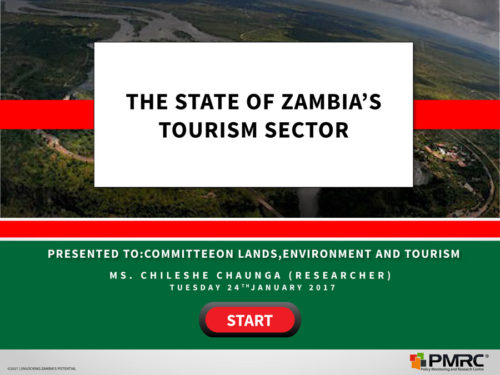 Committee on Lands, Environment and Tourism – Presentation