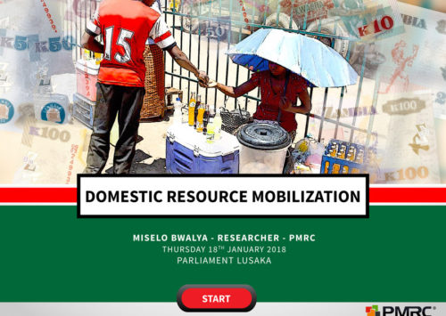 Domestic Resource Mobilisation Parliament Presentation-BLOG
