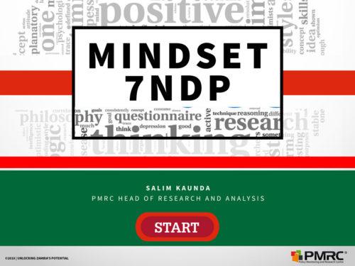 Mindset 7NDP – Presentation