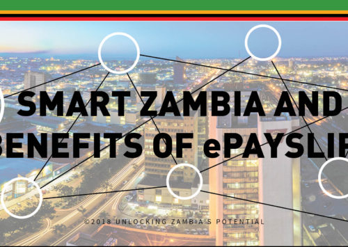 Smart Zambia and Benefits of e-PAYSLIPS