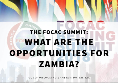 BLOG – The FOCAC Summit – What are the opportunities for Zambia?