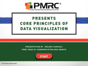 thumbnail of Core Principles of Data Visualization – University of Zambia Presentation